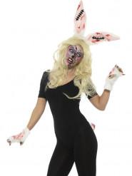 Zombie Hasen Set für Damen