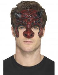 Prothese Teufel Latex-Schaum Erwachsene Halloween