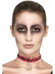 Latex prothetische Narben Erwachsene Halloween