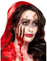 Prothetische latex Einkerbungen Erwachsene Halloween