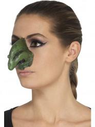 Prothese Hexennase Latex-Schaum Erwachsene Halloween
