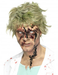 Zombie Blutkruste Damen Halloween