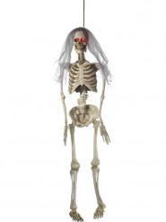 Hängedeko 170 cm Bräutigam Skelett
