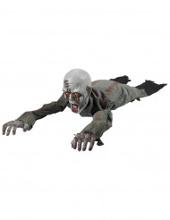 Deko kriechender Zombie 110cm