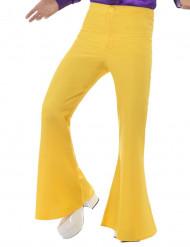 Disco-Hose für Herren in gelb