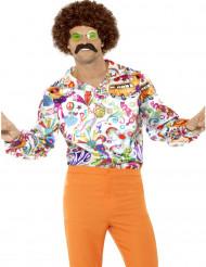 Weste für den Hippie-Look aus den 60er Jahren