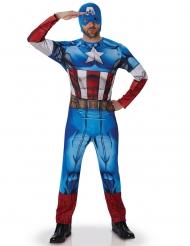 Kostüm Captain America Avengers™ für Erwachsene