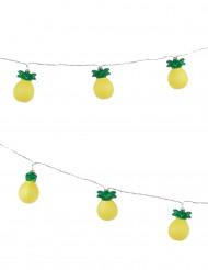 Ananas-Lichtgirlande 2,10m