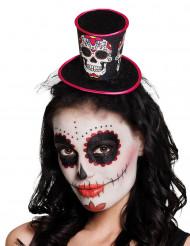Mini-Zylinder Dia de los Muertos Halloween
