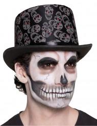 Hut Totenschädel Dia de los Muertos