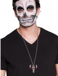 Halskette Sensenmann für Erwachsene Halloween