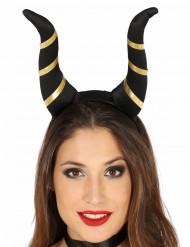 Teufelshörner Damen Halloween