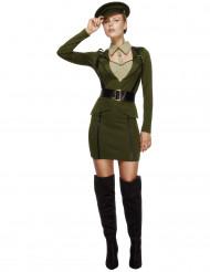 Pilotinnen Kostüm für Damen