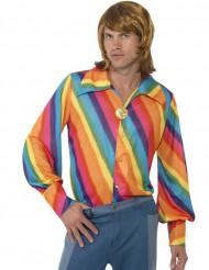 Regenbogenhemd