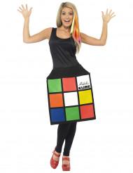 Zauberwürfel Kostüm Kleid ™ Damen