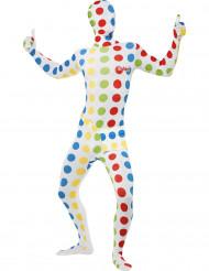 Zweite Haut Kostüm Twister ™ Herren