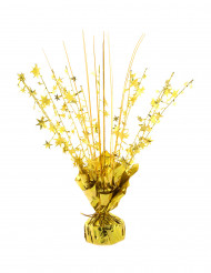 Luftballonhalterung Gewicht Sterne gold