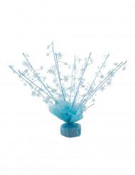 Luftballonhalterung Gewicht blau