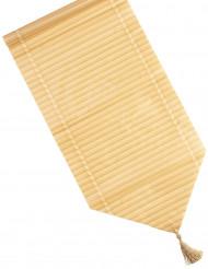 Bambus-Tischläufer Hawaii-Deko 28 x 150 cm