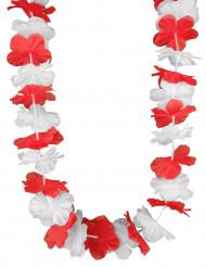 Hawaii Kette in dänischen Farben