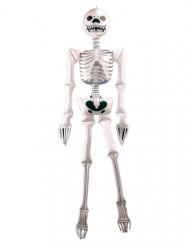 Aufblasbares Skelett Dekoration