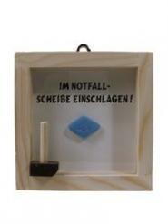Notfall-Kit Potenzpille 10 x 10cm Scherzartikel JGA
