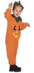 Halloween Kürbis-Kostüm für Kinder