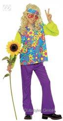 Hippie Kostüm für Kinder