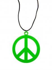 Hippie Kragen farbig 8 cm