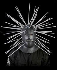 Slipknot™ Maske für Erwachsene Halloween