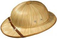 Safari Hut Kostümzubehör Tropen-Kopfbedeckung beige