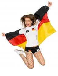 Fan Flaggenumhang Deutschland 110 x 150 cm