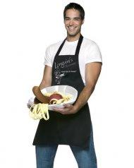 Witziges Pasta Kellner Kostüm für Erwachsene