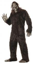 Yeti Kostüm in Braun