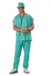 Doktor Kostüm Chirurg