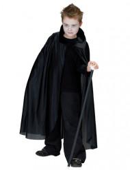 Kinder-Umhang Vampir Kostümzubehör Halloween schwarz
