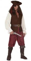 Piratenkönig Kostüm Herren