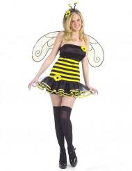 Flotte Biene Damenkostüm gelb-schwarz
