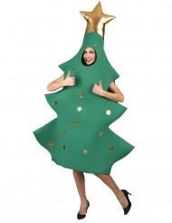 Weihnachten Tannenbaumkostüm