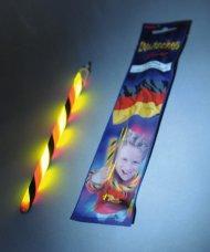 Glow-Stick Deutschland 20 cm