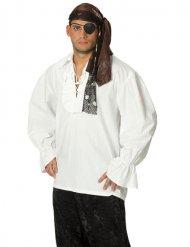 Shirt Pirat weiß für Herren
