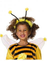 Stirnband Biene Kinder