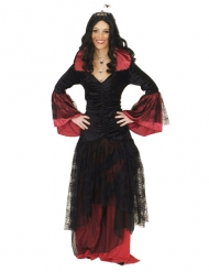 Verkleidung Königin der Nacht für Damen