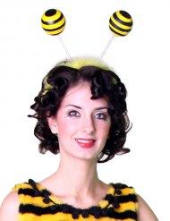 Stirnband mit Bienen Antenne