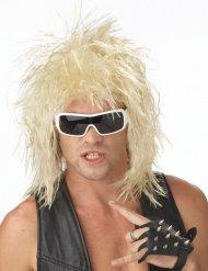 Perücke blond für Herren Karneval