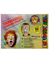 Make-up-Palette 10 Tier - Farben - 40 g