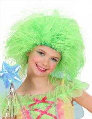 Grüne Perücke Kind