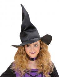 Hexen -Hut schwarz Kinder