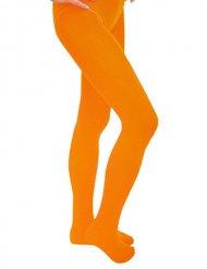 Strumpfhose für Kinder Kostümzubehör Blickdicht 60 DEN orange