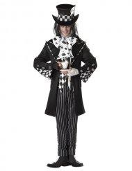 Verrückter Hutmacher Kostüm für Herren